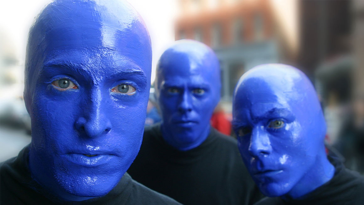 Astor Place Theatre   Blue Man Group   Music News 2017   Music Shows 2017