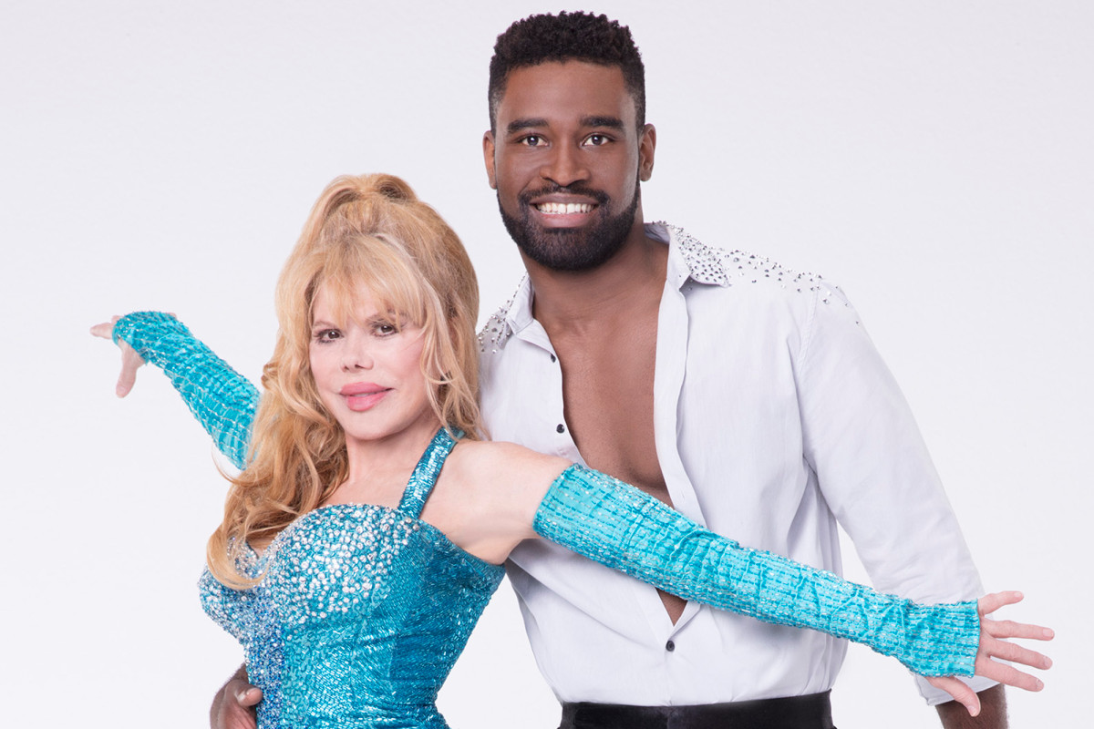 Charo Dancing With The Stars 2017   TV News 2017