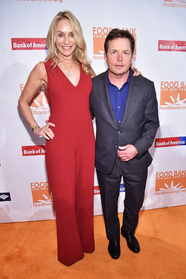 Michael J Fox | Charity News 2017 | New York Food Can 2017