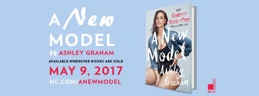 Ashley Graham's New Book to be Released on May 9th