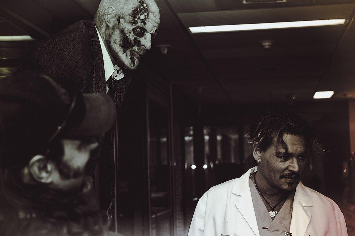 Make A Film Foundation   Johhny Depp   The Black Ghiandola