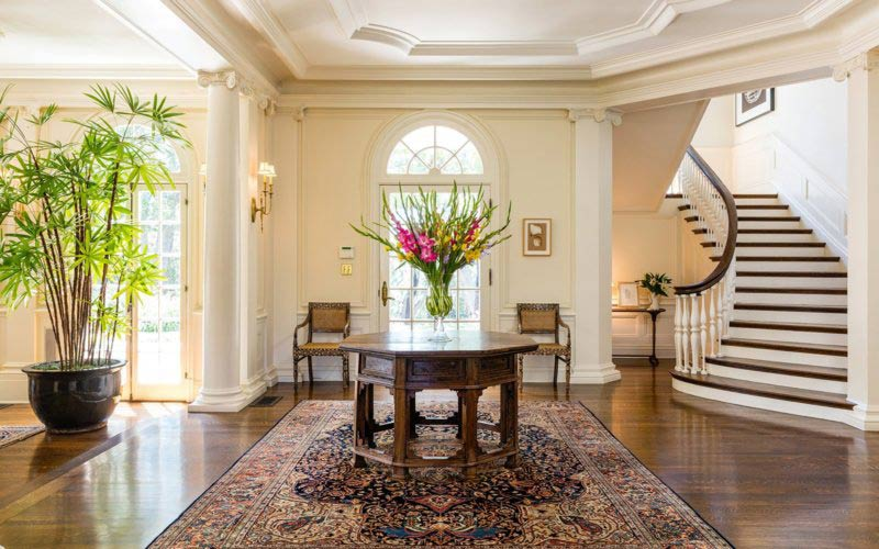angelina-jolie-cecil-demille | celebrity homes 2017