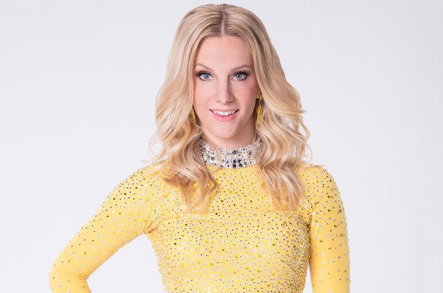 Heather Morris   DWTS 2017   TV News 2017