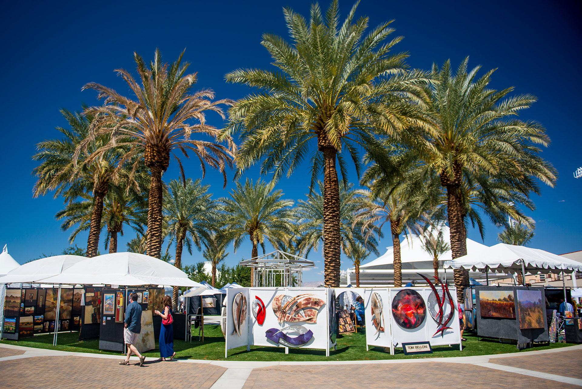 Indian Wells Art Festival   Art News   Indian Wells
