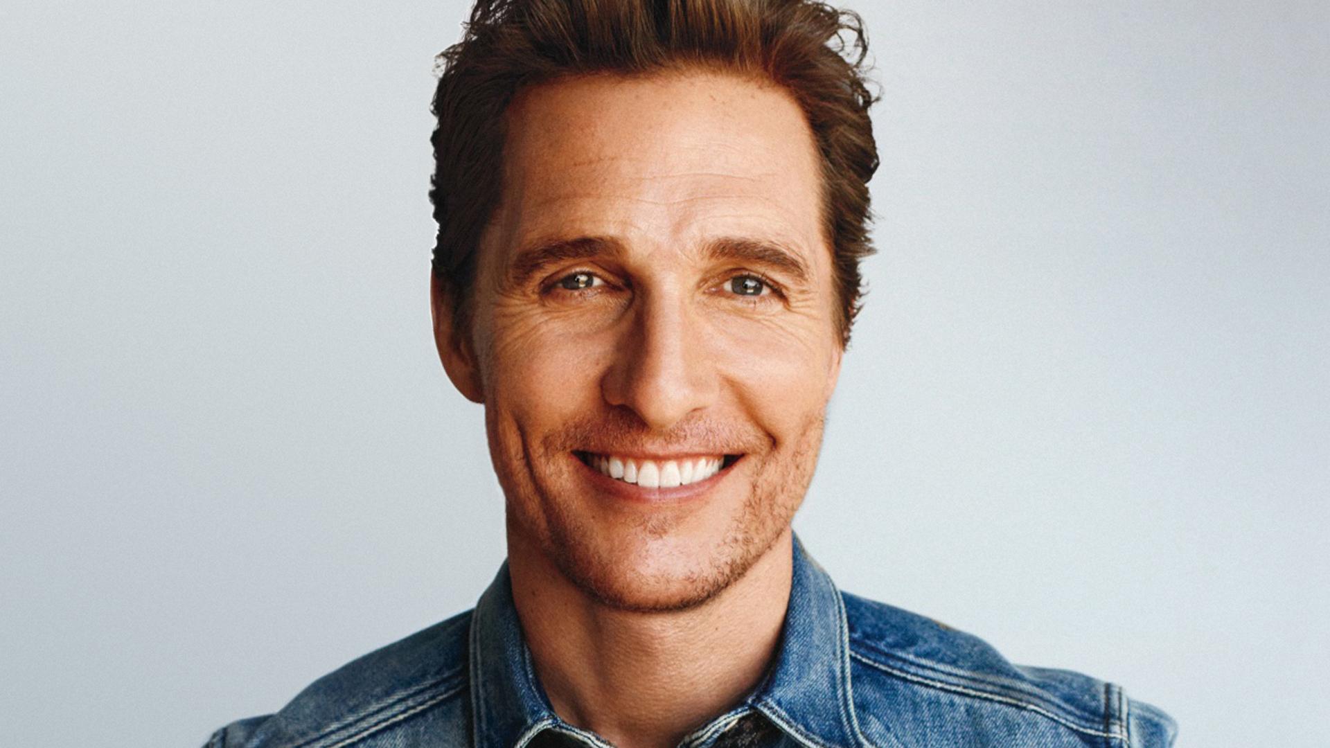 Matthew McConaughey | Golf Channel | Hollywood News 2017 | Actor | Celebrity
