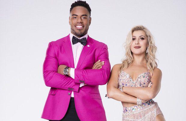 Rashad Jennings   Dancing With The Stars 2017