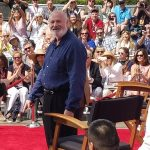 Father and Son Carl & Rob Reiner, Hand and Footprint Ceremony