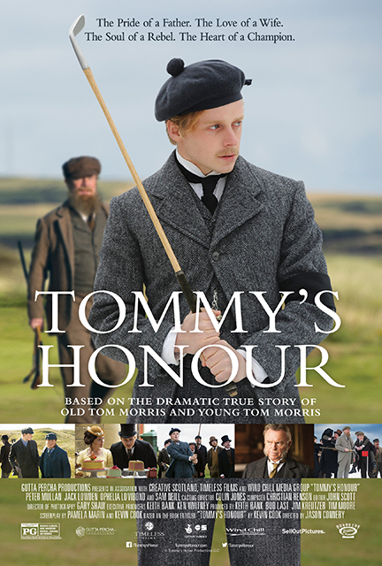 Tommy's Honour | Tom Morris | Golf Movie | New Movie | New Movies 2017
