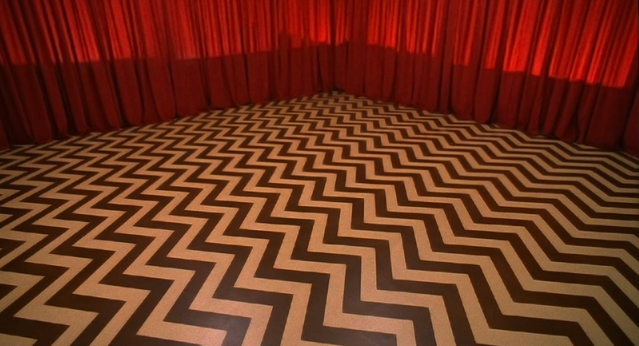 64-Red-Room-Empty Twin Peaks 2017