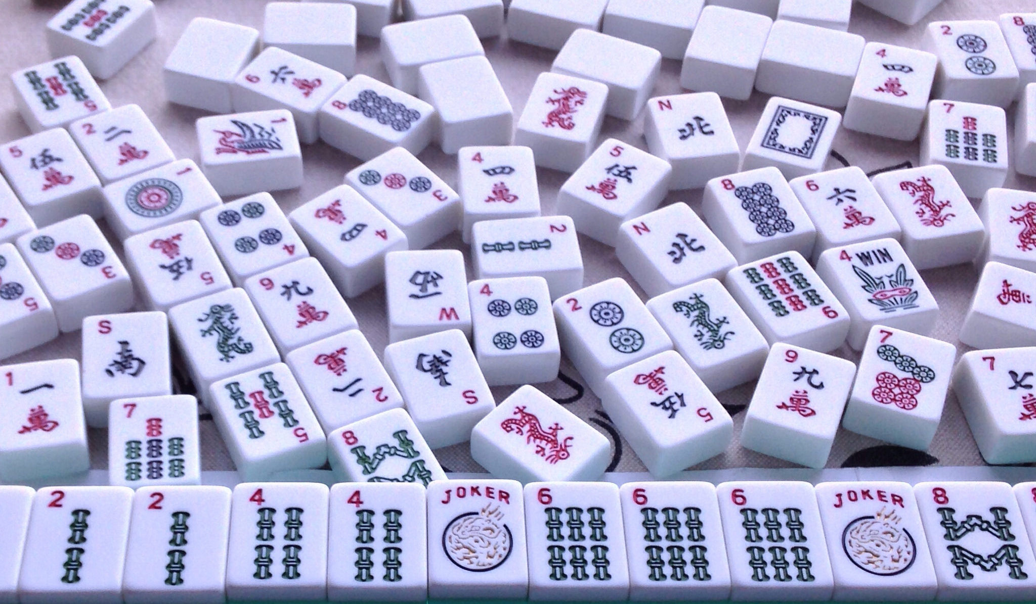 mahjongg - jewish game
