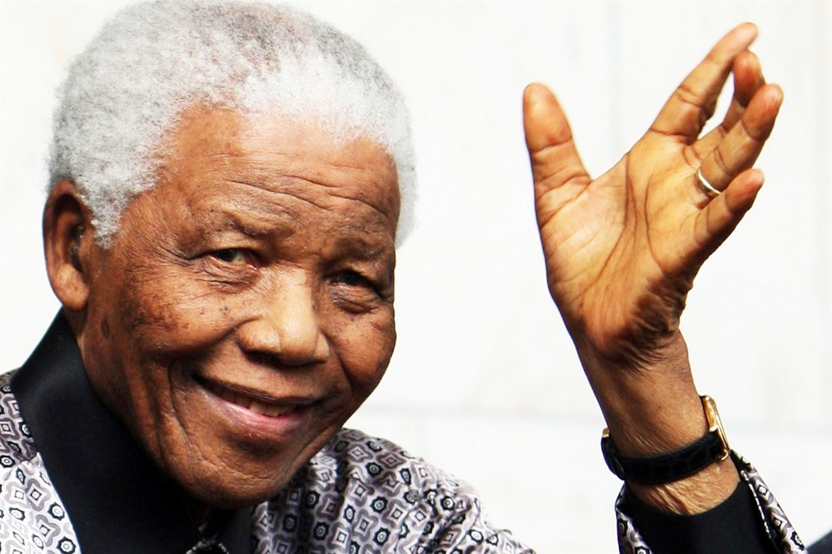 Marks Nelson Mandela Day 2017   Spiritual Holidays