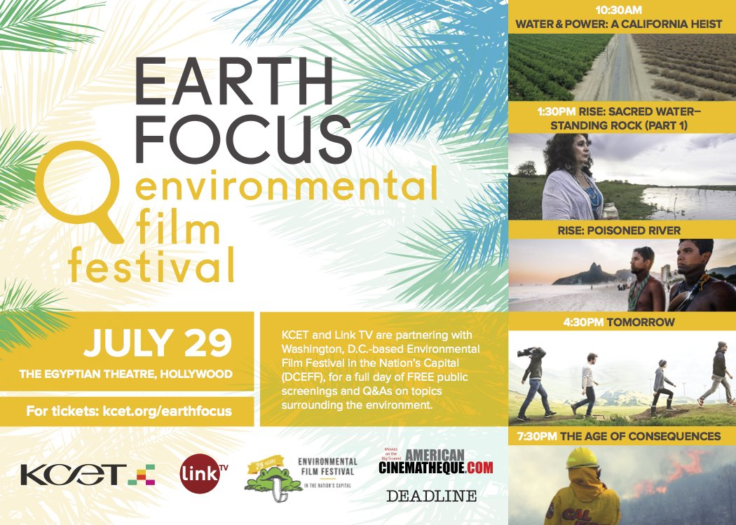 Power At Earth Focus Environmental Film Festival