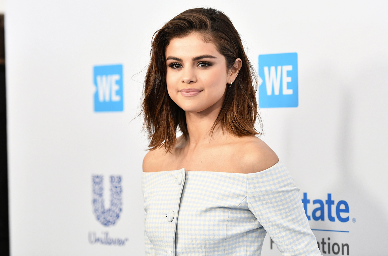 WE Day California, Arrivals, Los Angeles, USA - 27 Apr 2017