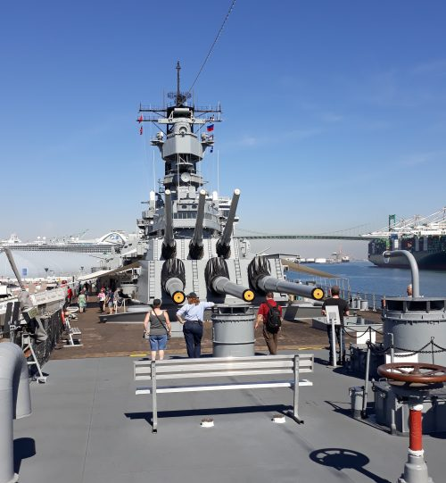 Battleship IOWA Offers FREE Extended Experience Tour Tickets