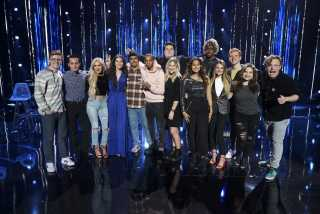 The Top 14 Perform and America's Vote Kicks off on ABC'S