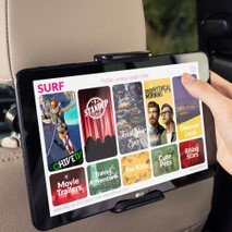 Suf rideshare tablet image