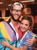 Clayton and Ellen Kershaw