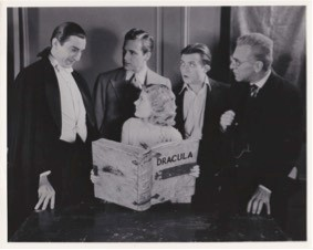 Photo of the cast of Dracula