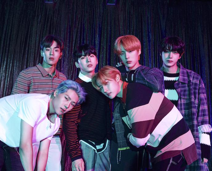K-pop group Monsta X