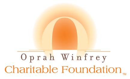 Oprah Winfrey Chariable Foundation logo
