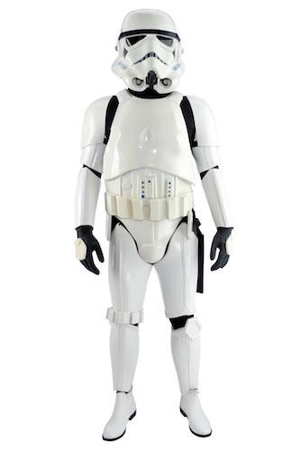 Stormtrooper costume photo