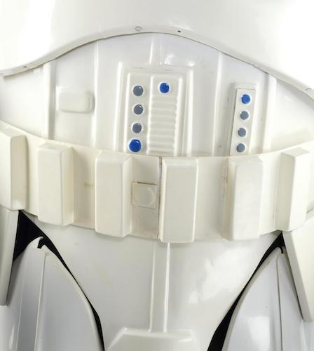 Stormtrooper costume closer view image