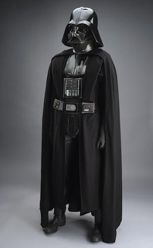 Darth Vader Promotional Touring Costume photo