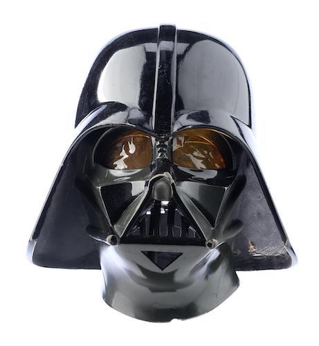 Darth Vader Promotional Touring Costume Helmet