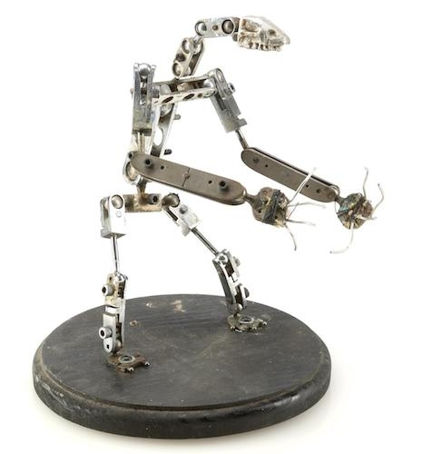 Armature for Key Chess Piece photo