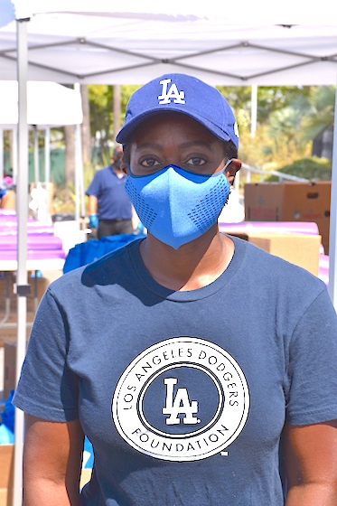 Nichol-Whiteman, Los Angeles Dodgers Foundation CEO image