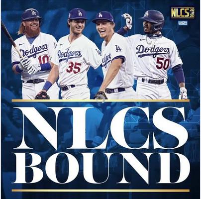 Dodgers-NLCS-Bound