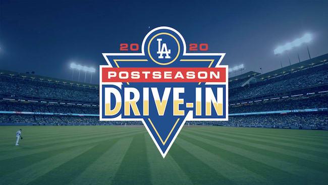 Dodgers-Postseason-Drive-In