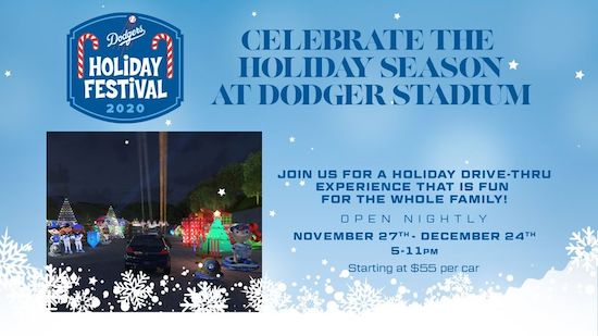 Dodgers-Holiday-Festival-info image
