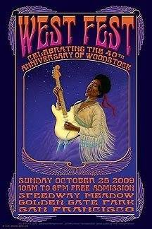 WestFest-40th anniversary of Woodstock